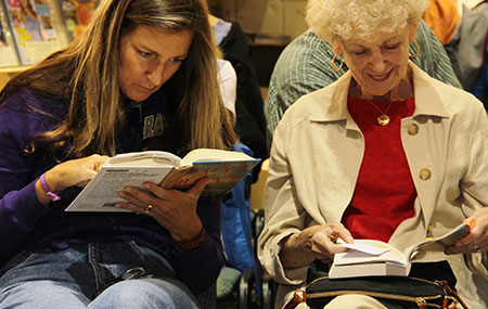 Participants in Audience Reading