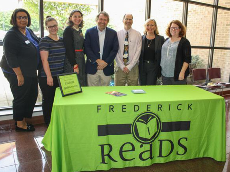 MHC Frederick Reads