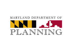 Maryland Department of Planning logo
