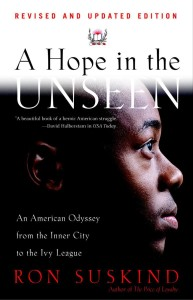 A Hope in the Unseen 2008 OMOB Cover