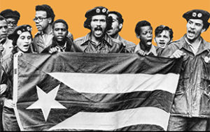 """""""The New York Young Lords and the Struggle for Liberation"""" by Darrel Wanzer-Serrano."""
