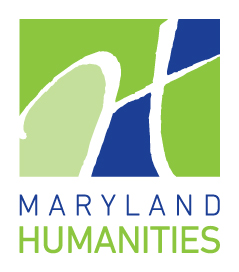 Maryland Humanities Logo Vertical