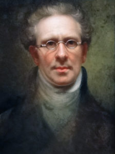 Rembrandt Peale, Self-Portrait, 1828
