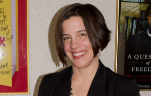 Author Erin Hagar