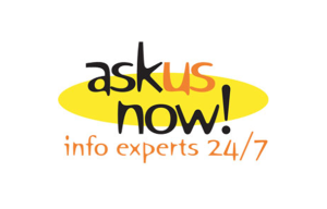 Ask Us Now! Info Experts Logo