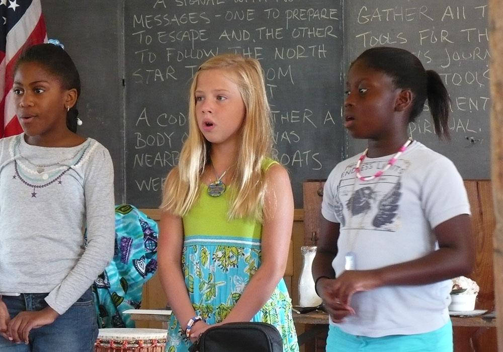 Hosanna School Girls