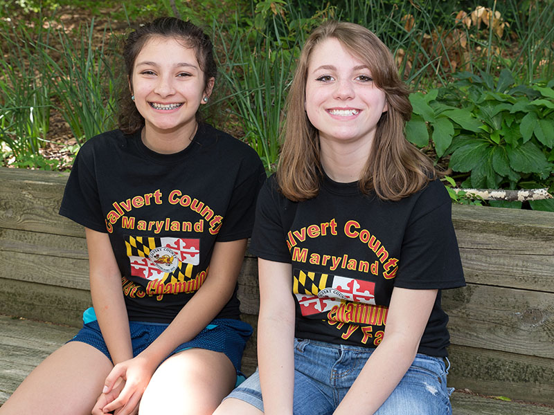 Carroll County History Day students