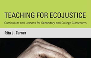 Cover Teaching for Ecojustice