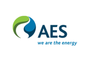 Logo for AES Corporation