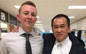 Chase Mann & Hai Nguyen