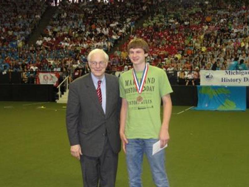 2011 Award Recipient