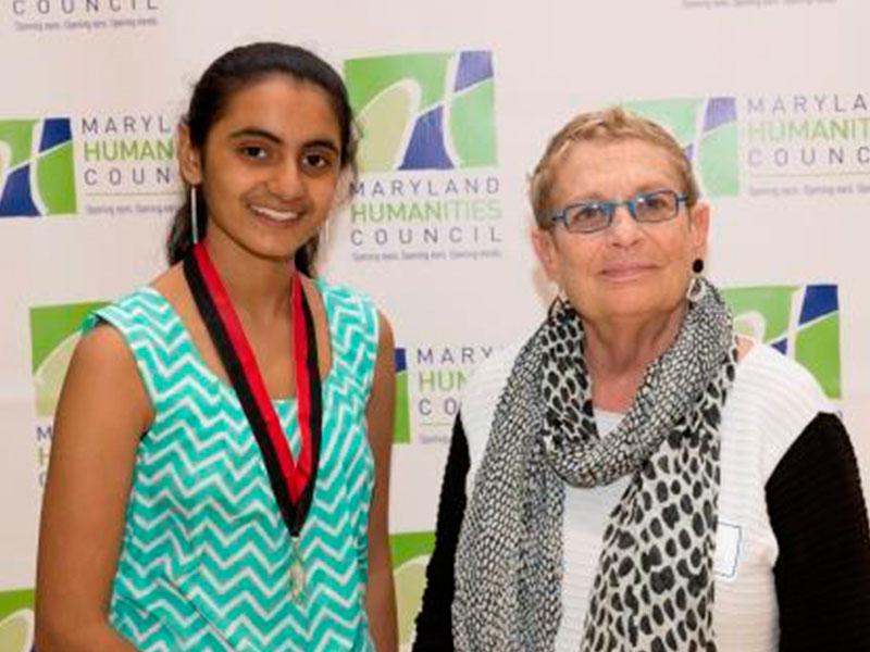 Megha Sharma and Joyce Leviton
