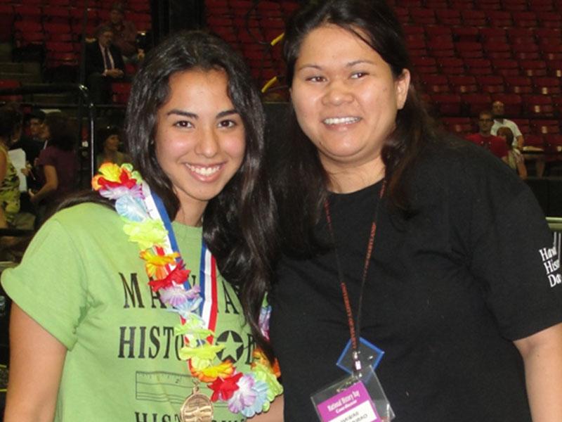 Camila And Coordinator