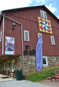 """Maryland Humanities Museum on Main Street tour of """"The Way We Worked"""" opens at Carroll County Farm Museum."""