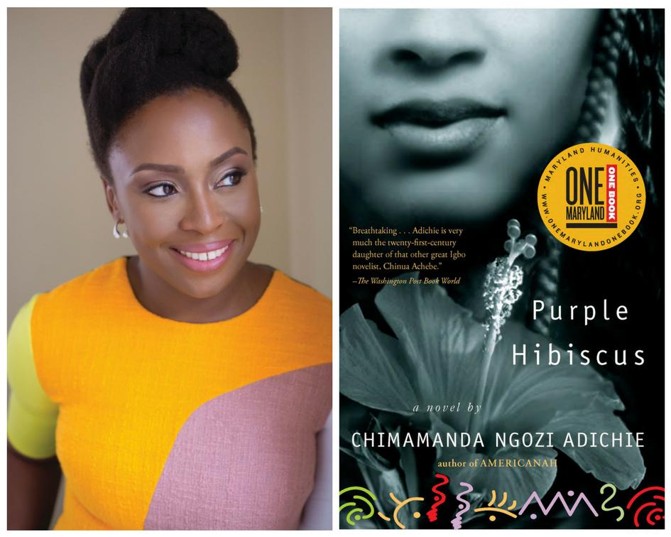 Chimamanda Ngozi Adichie and Purple Hibiscus