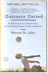 cover of Outcasts United