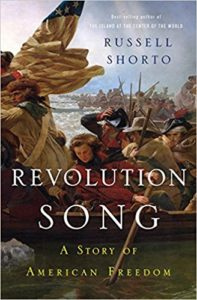 Revolution Song by Russell Shorto book cover