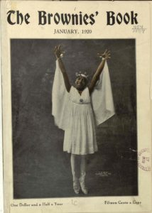 Cover of the Brownie's Book
