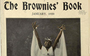 Cover of the Brownies' Book
