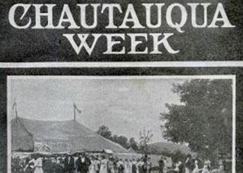 Chautauqua Week