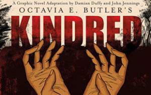 cover of Kindred graphic novel
