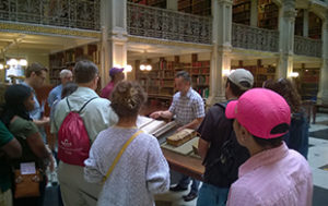 Mount Vernon Literary Walking Tour